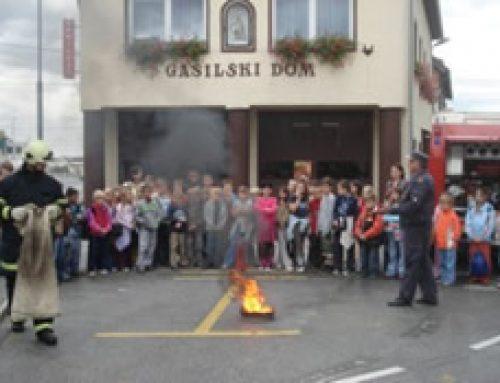 Oktober 2007 – Mesec požarne varnosti