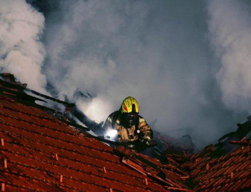 Požar na Silvestrovo – 31. 12. 2019