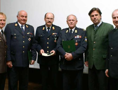 Visoka tuja gasilska odlikovanja za slovenske gasilce