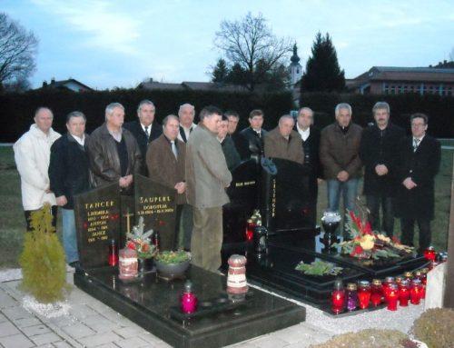 Obiskali smo grob Ivana Sisingerja